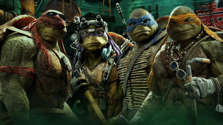 The New Teenage Mutant Ninja Turtles Film Is A Notable Step Up