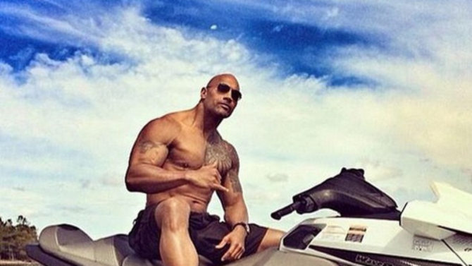 Dwayne Johnson's 'Baywatch' Moved Back A Week to Memorial Day Weekend
