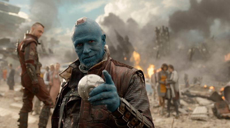Marvel's Guardians Of The Galaxy..Yondu (Michael Rooker)..Ph: Film Frame..©Marvel 2014