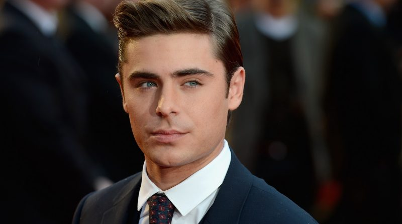 Zac Efron to Star as Serial Killer Ted Bundy