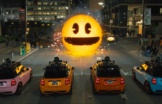 Pixels are taking over Toronto Friday July 24th!