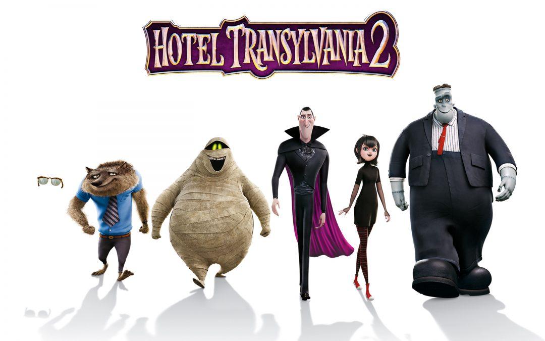 Hotel Transylvania 2 Hits the Big Screen!