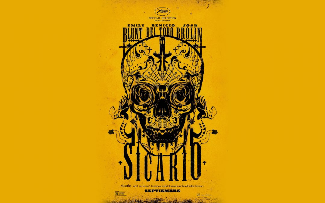 A Look at the New Film 'Sicario'