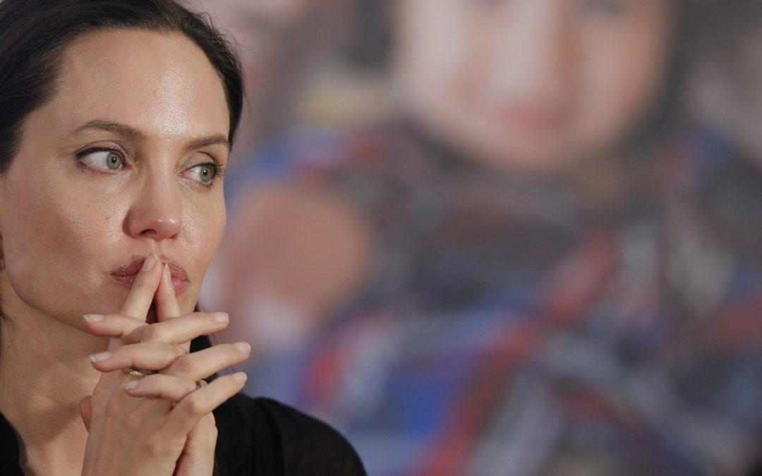 Angelina Jolie Has a New Job Title: Professor