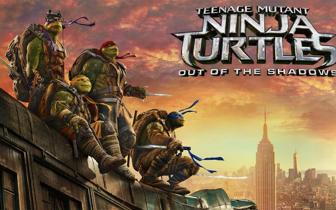 The new Teenage Mutant Ninja Turtles film is a notable step up from the last. Here's our review…