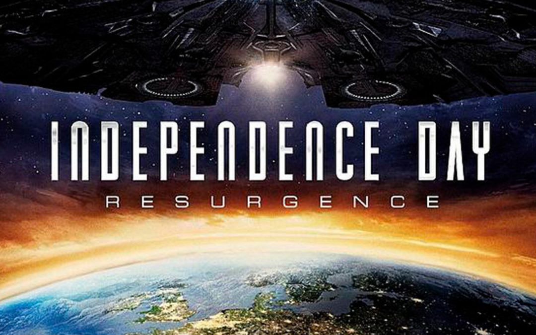 INDEPENDENCE DAY 2 coming this weekend to Your Local drive in theatre  Action and destruction….A must See under the stars ….