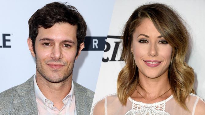 Adam Brody, Amanda Crew to Star in Thriller 'The Wanting'