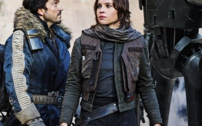 Star Wars: Rogue One and Hollywood's voyage through the uncanny valley
