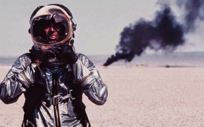 AMC Theatres Brings Back 'The Right Stuff' to Honor John Glenn