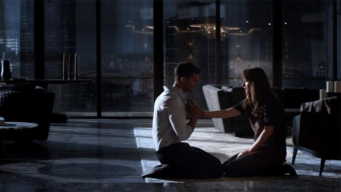 'Fifty Shades Darker' Trailer Heats Up Social Media Buzz