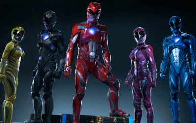 Lionsgate Offers New Details About 'Power Rangers,' 'Robin Hood,' 'Kingkiller Chronicle'