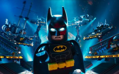 Trending: 'Fifty Shades Darker' No Match for Masked Crusader in 'The Lego Batman Movie'
