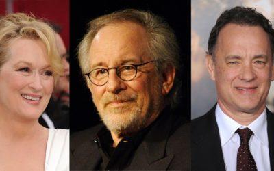 Steven Spielberg, Tom Hanks and Meryl Streep Team Up for Pentagon Papers Movie