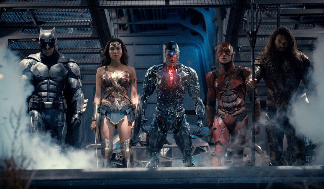 'Justice League,' 'Aquaman' Looking To Be A Virtual Reality Experience