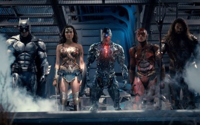 'Justice League' Takes Over Social Media With New Trailer!