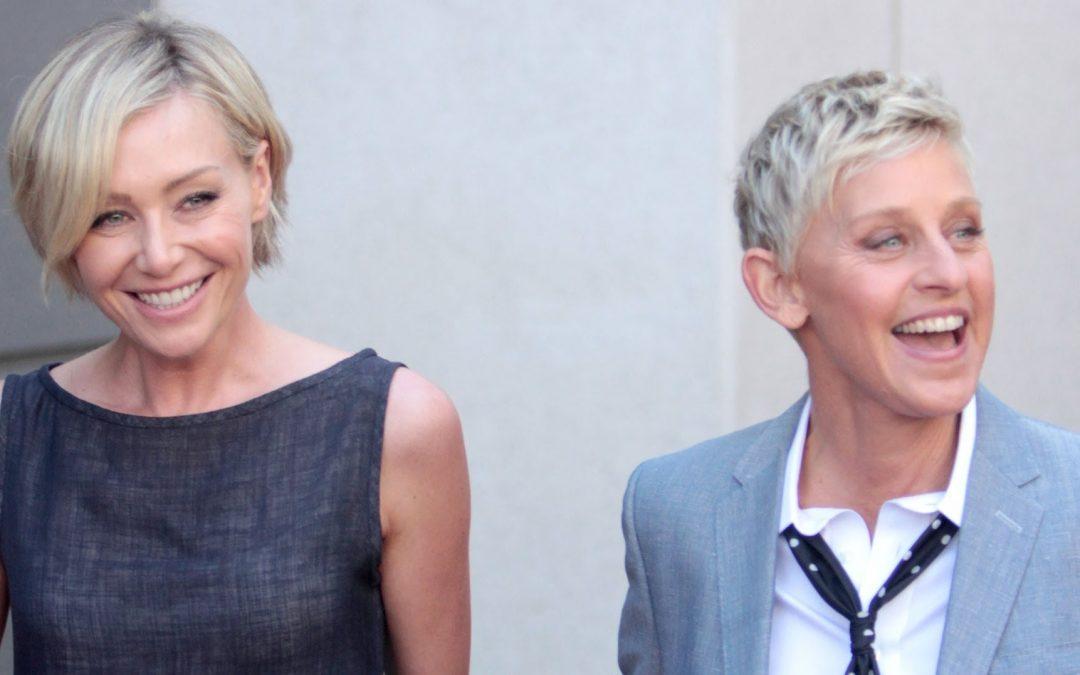 Ellen DeGeneres and Portia de Rossi List Stunning Santa Barbara Estate for $45M