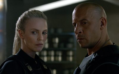 'Fate of The Furious' Tops TV  Ad Spending!