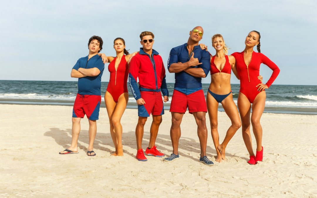 "'Baywatch' ""Far Dirtier"" Says Dwyane ""The Rock"" Johnson!"