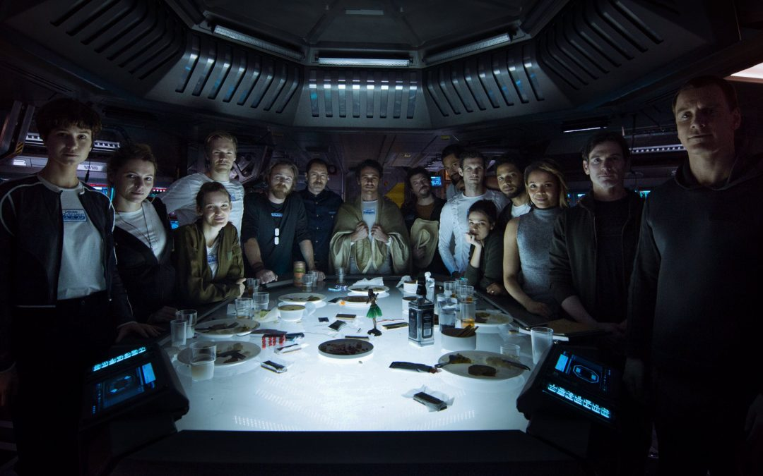 'Alien: Covenant' Tops Studios' TV Ad Spending