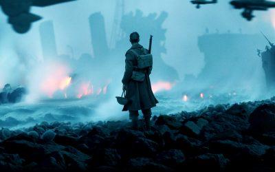 'Dunkirk' Tops Social Media Buzz