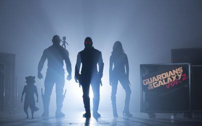 'Guardians of the Galaxy' Gets Another Sound Track Hit!