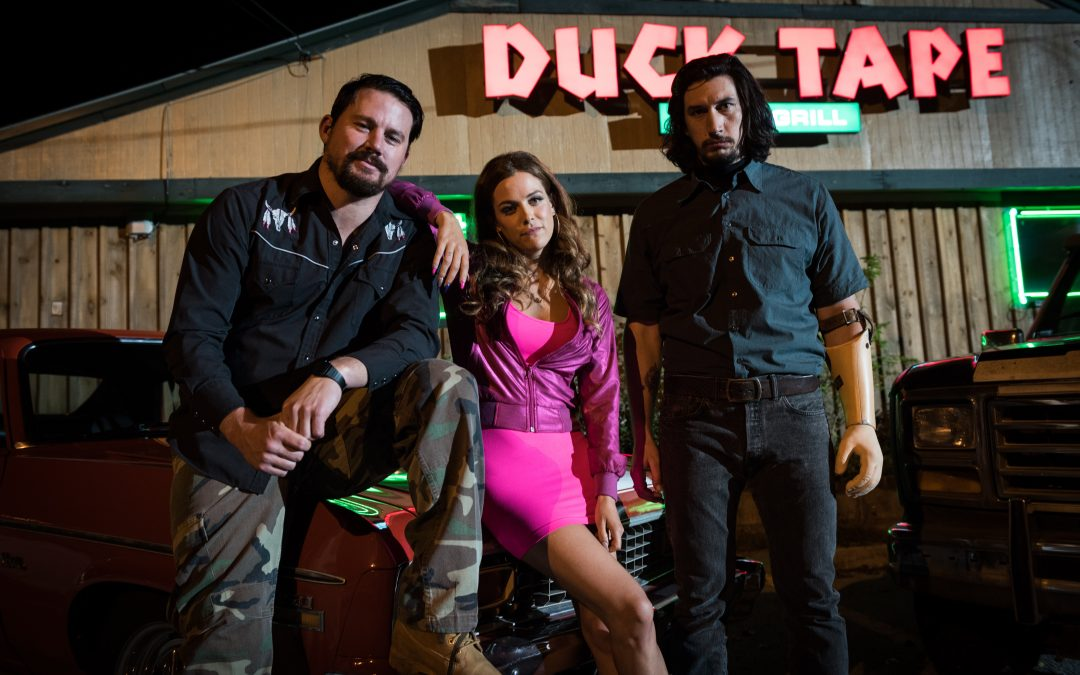 Channing Tatum In Logan Lucky' Trailer (Watch)