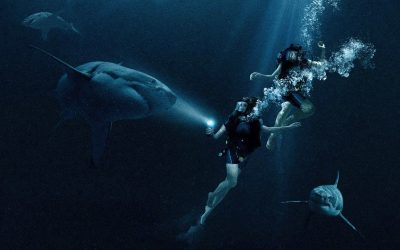 Shark Attack Movie '47 Meters Down' Looks TERRIFYING! (MUST WATCH)