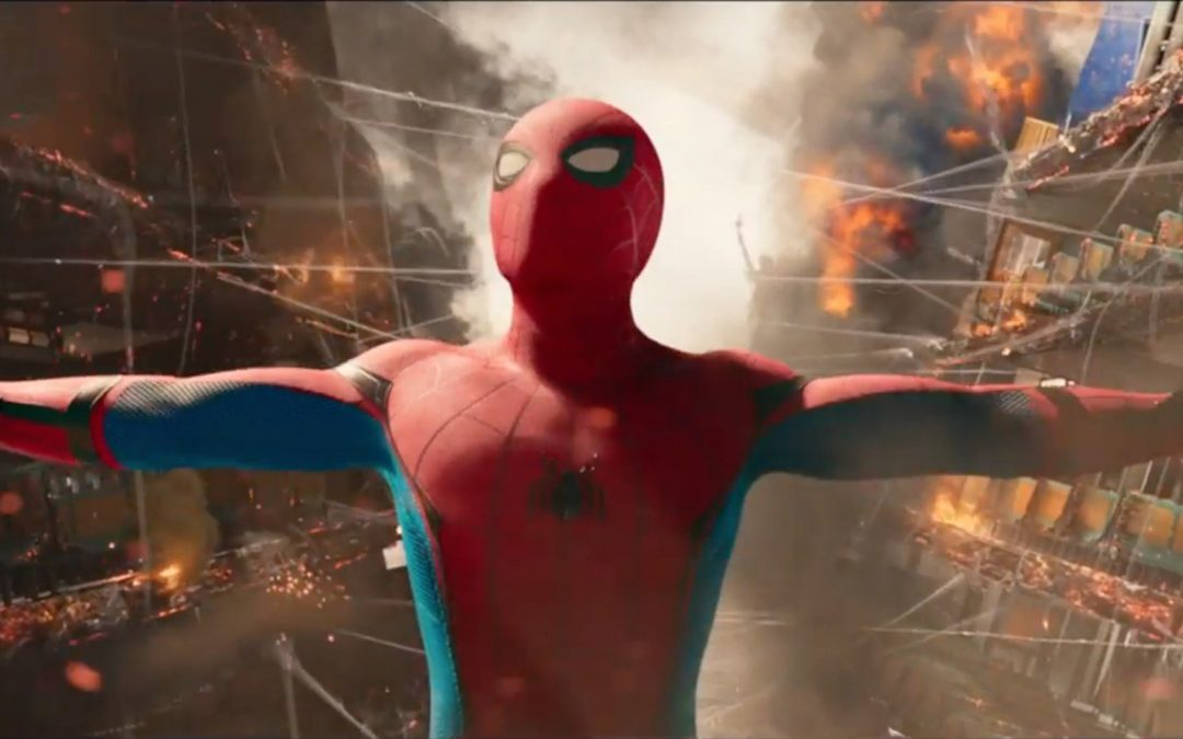 'Spider-Man: Homecoming' Swings into Massive $117 Million Opening