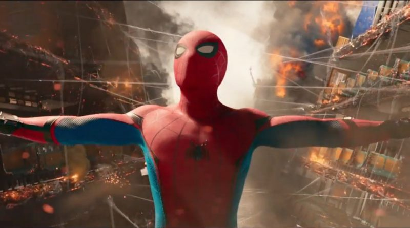 'Spider-Man: Homecoming' Takes Over Social Media