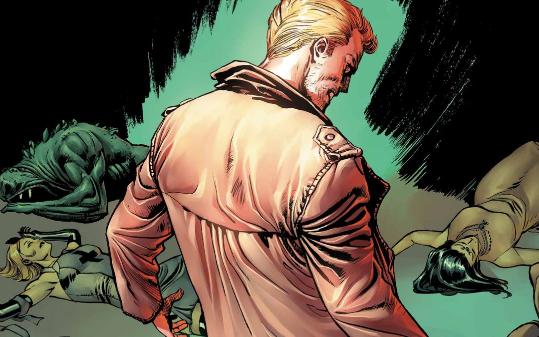'Justice League Dark' Gets Script