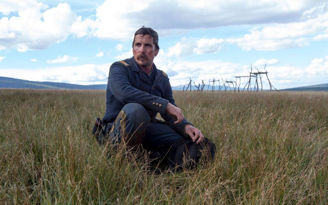 Christian Bale In 'Hostiles'