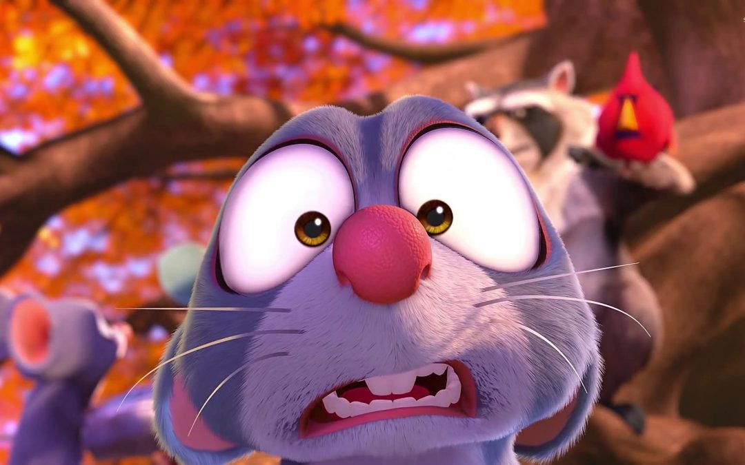 'The Nut Job 2,' 'The Dark Tower' Top TV Ad Spending