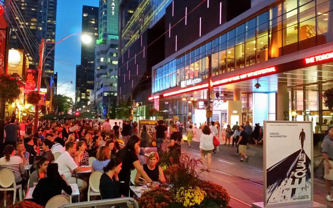 Toronto's Changing Face: TIFF