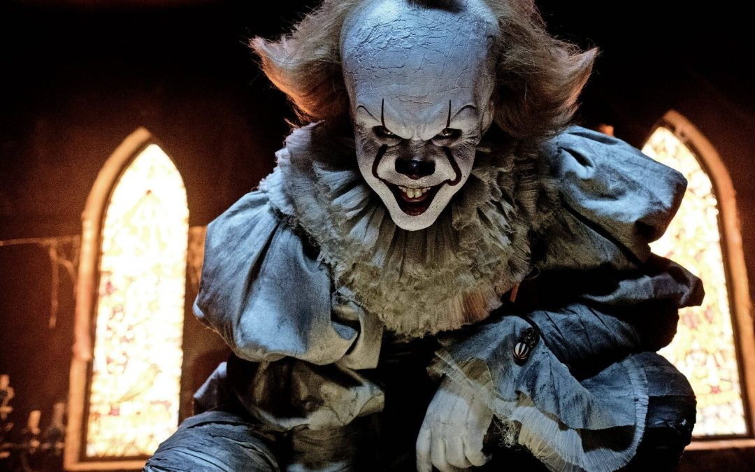 'IT' Came 'IT' Saw 'IT' Conquered