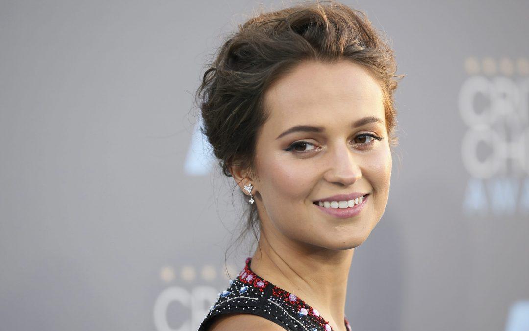 Alicia Vikander Is The New 'Tomb Raider'