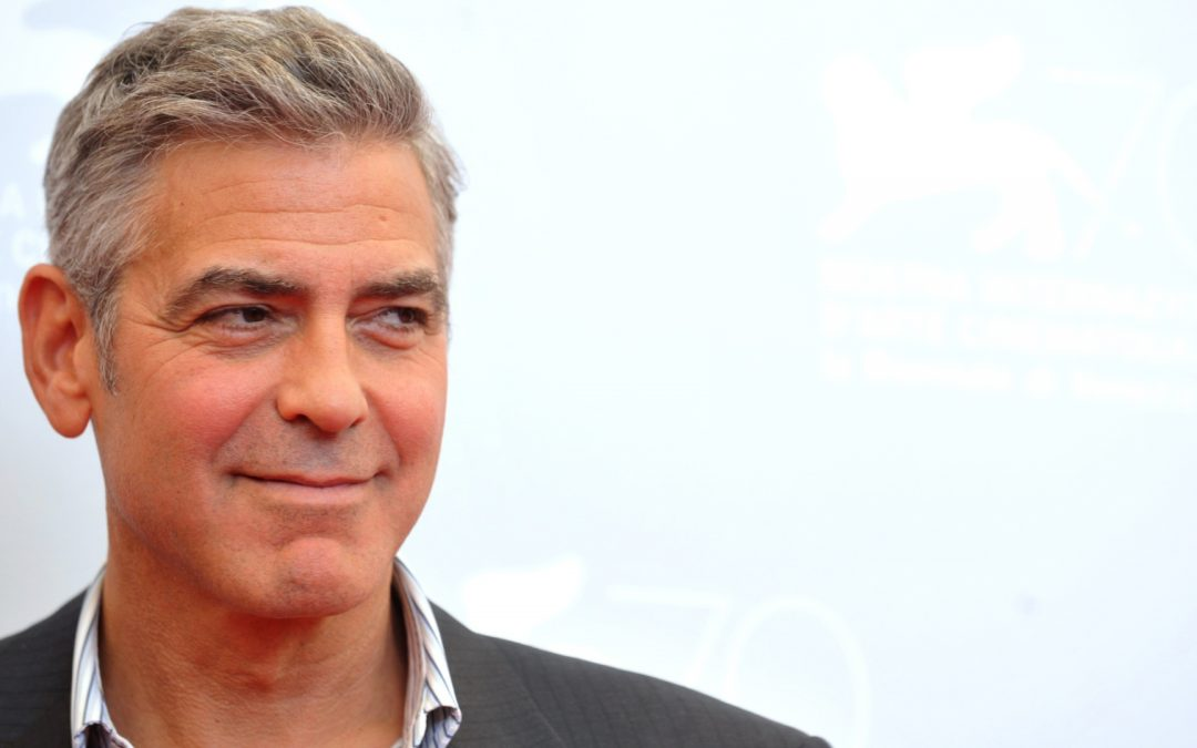 George Clooney About Becoming The President Of The United States: 'Sounds Like Fun'