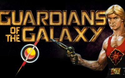 'Flash Gordon' vs the 'Guardians of the Galaxy' similarity