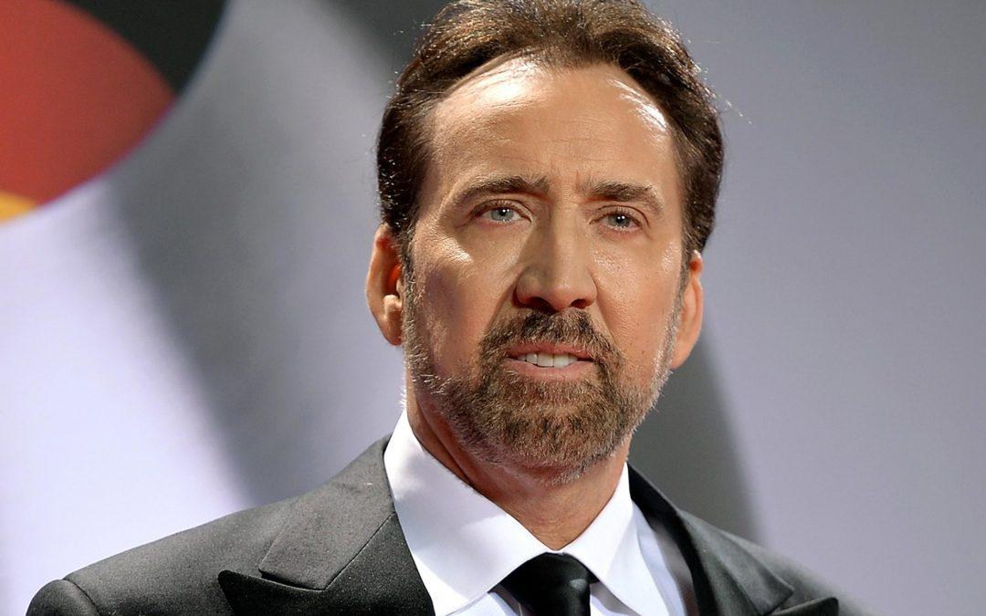 Nicolas Cage In 'Primal'