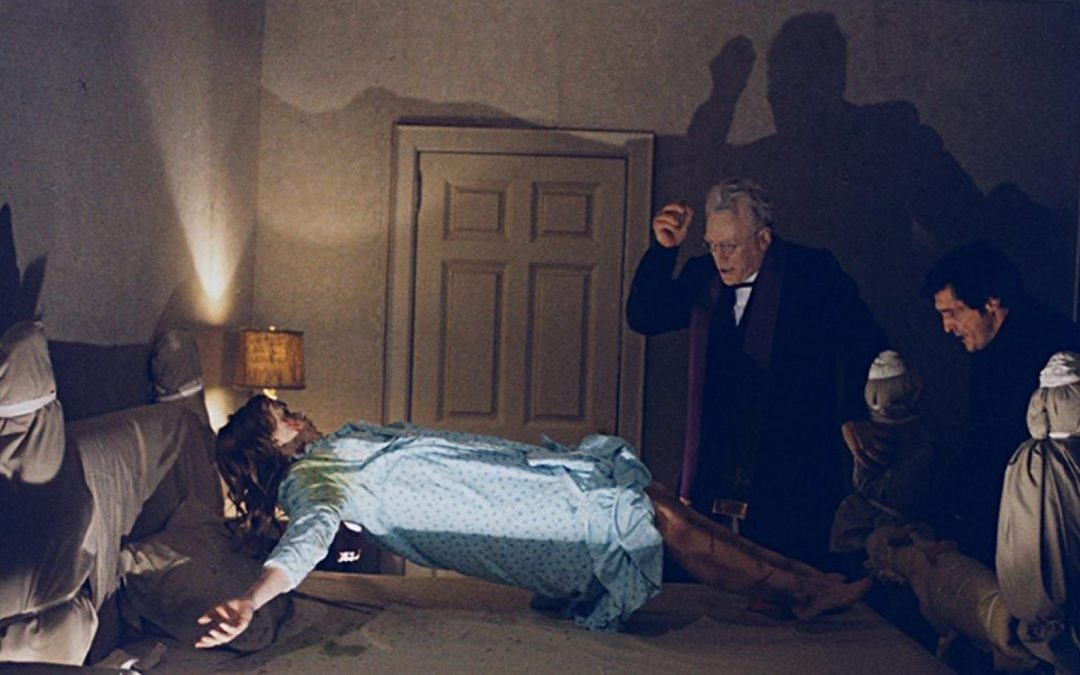 William Friedkin Talks About Shooting a Real Exorcism: 'It Was Terrifying!'