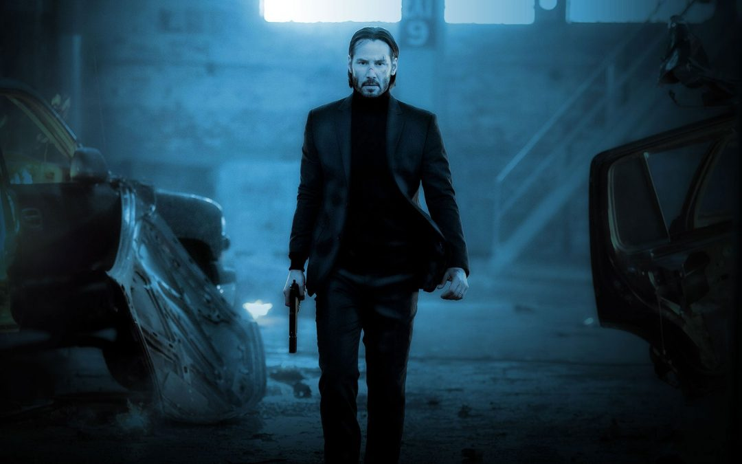 'John Wick 3' Set To Release May 2019!