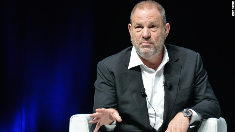 Harvey Weinstein, a powerhouse player to a Hollywood pariah.