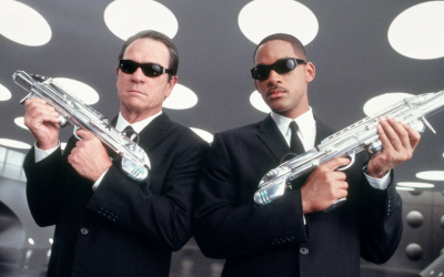 "Sci-fi ""Men in Black"" spinoff, gets release date."