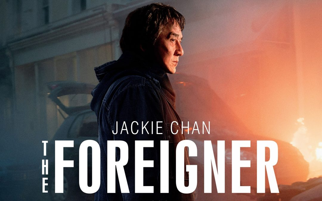 Studios' TV Ad Spending topped by 'The Foreigner'