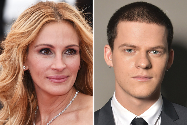 "Julia Roberts and Lucas Hedges  star as mother and son, family drama, ""Ben Is Back,"""