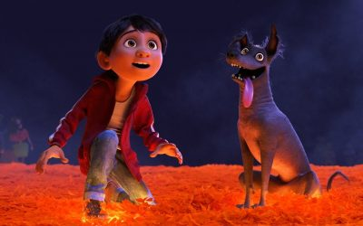 Pixar's 'Coco Review