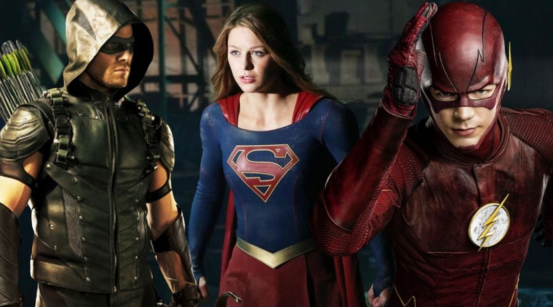 Crossover Episodes of 'Supergirl,' 'Arrow'  Lift CW TV Ratings