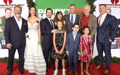 'Daddy's Home 2' main cast, Mark Wahlberg, John Lithgow , talk Family and Christmas at Premiere