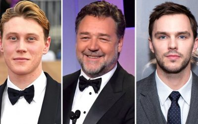"Russell Crowe, Nicholas Hoult, George MacKay, and Essie Davis will star in ""True History of the Kelly Gang,"""
