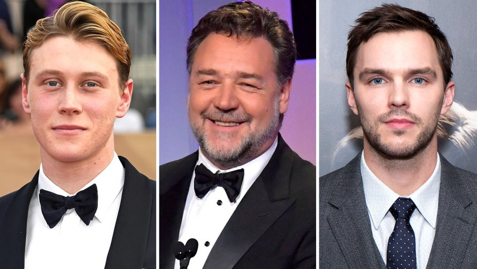 "Russell Crowe, Nicholas Hoult, George MacKay, and Essie Davis will star in ""True History of the Kelly Gang,"""