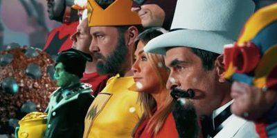Jimmy Kimmel's Childhood  Comic Book comes to life by J.J. Abrams, Ben Affleck, Jennifer Aniston